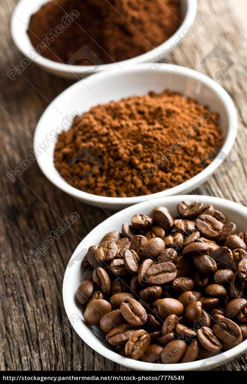 Как сделать молотый кофе из зерен