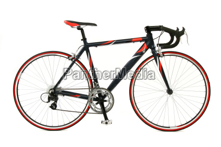 speed racing bicycle