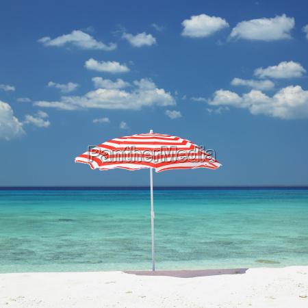 sunshade maria la gorda beach pinar