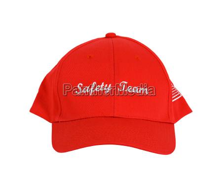 safetey team hat