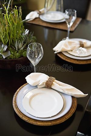 naturaleza muerta mesa de comedor eeuu