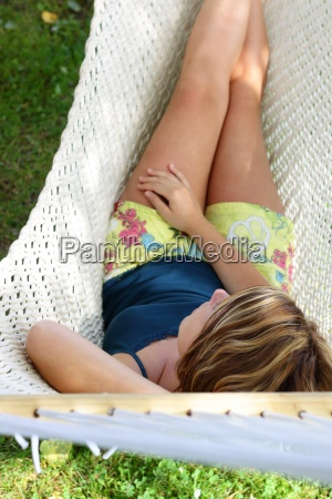 woman legs at home relaxation female