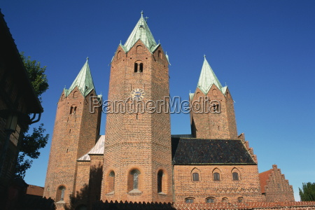vor frue church dating from the