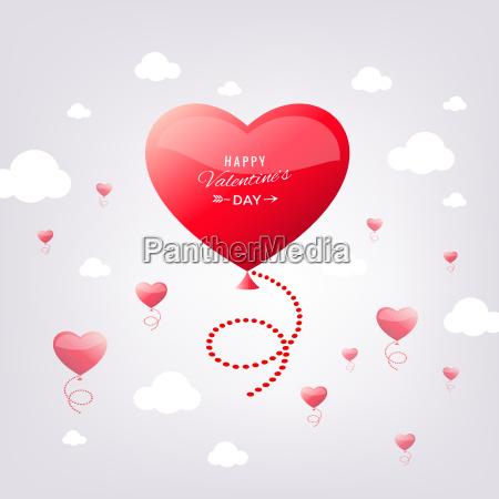 digital, vector, red, heart, texture, valentine - 22717641
