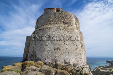 tower of san giovanni tharros sardinia