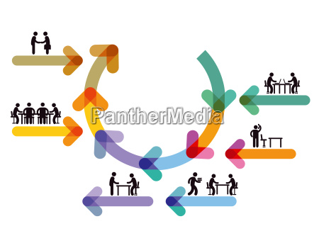 workflowoffice workbusiness team and teamwork