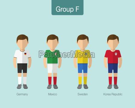 2018, soccer, or, football, team, uniform. - 23824358