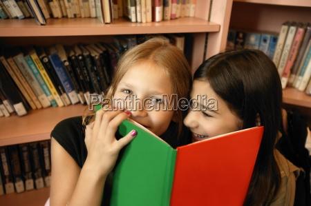 girls bonding