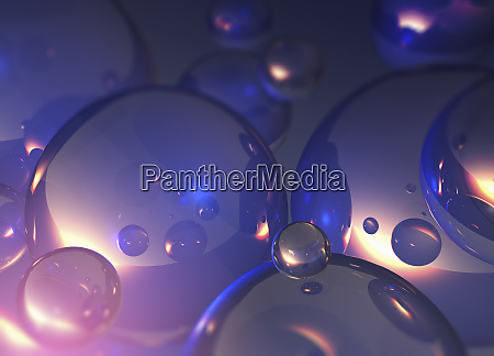 abstract backgrounds pattern of close up