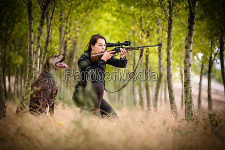 autumn hunting season hunting outdoor sports